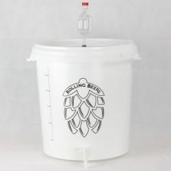 Seau fermentation 30L...