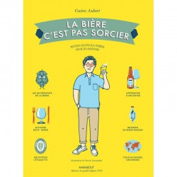 Livre La bière c'est pas sorcier - Bmaker