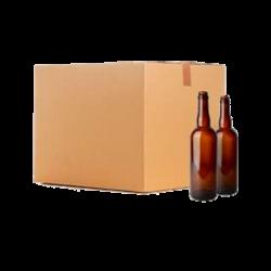 Bouteilles bière 75 cl...