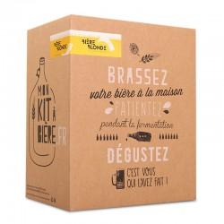 Kit bière blonde 5 L - Kit...