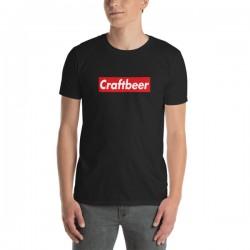 T-Shirt bière noir -...